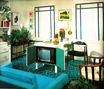 Vintage apartment living rooms apartments i like blog for 70s apartment design