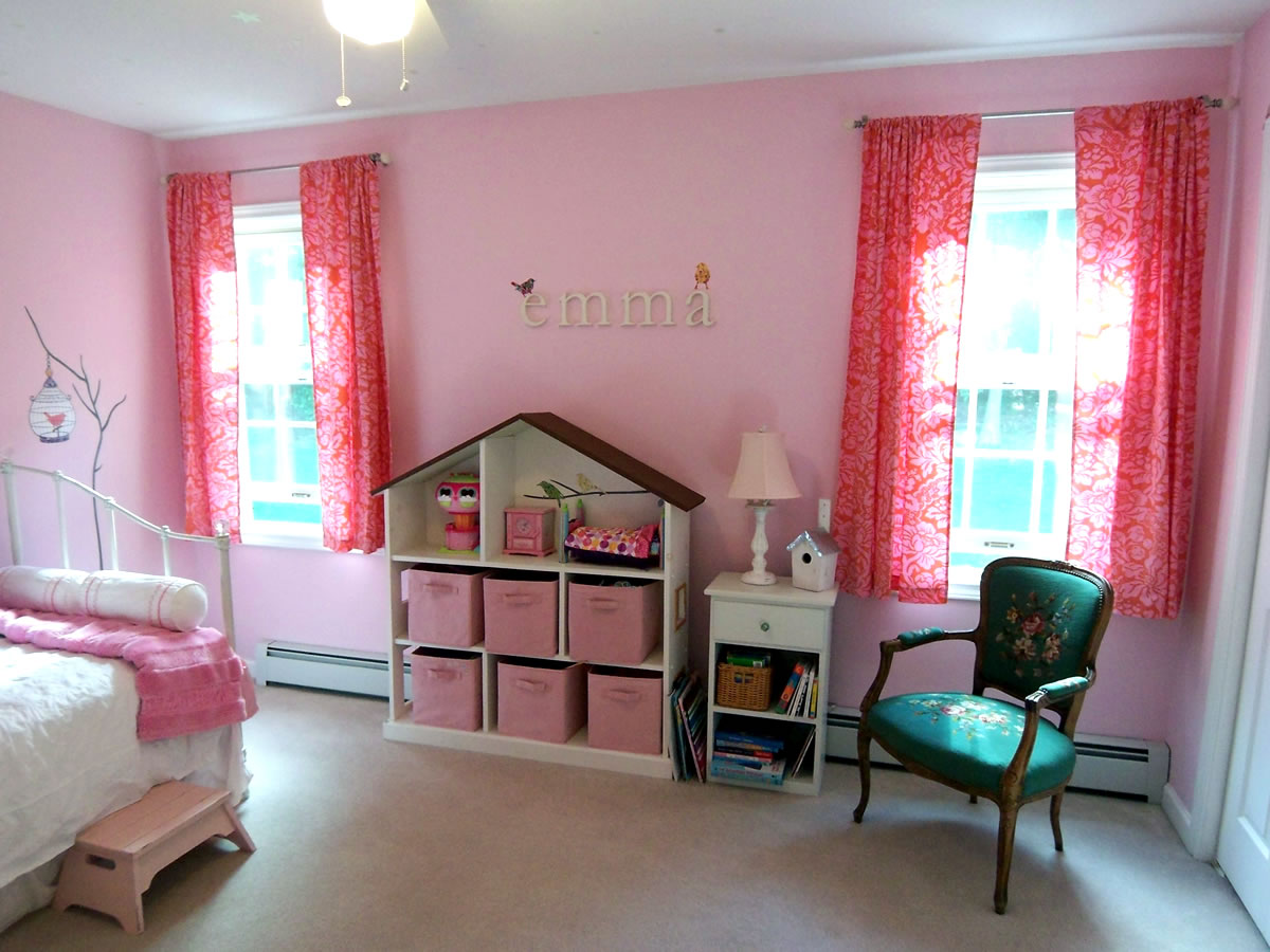 pink rooms | Apartments i Like blog