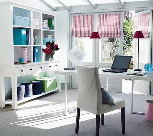 chic home office design home office. shabby chic home office design