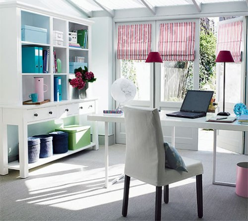shabby chic office. fine office shabby chic home office intended shabby chic office
