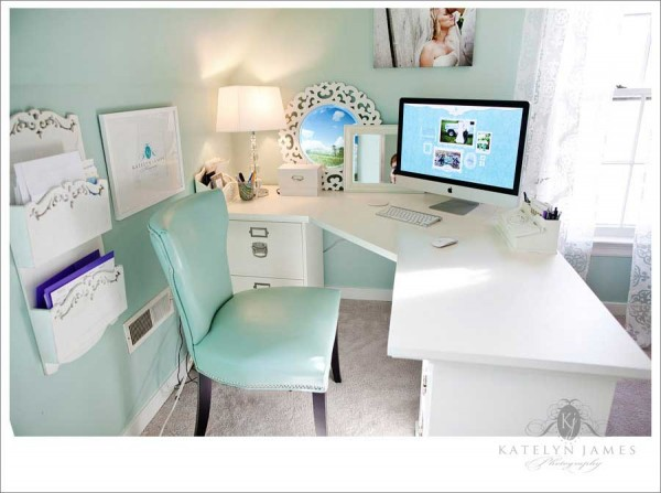 shabby chic home office apartments i like blog. Black Bedroom Furniture Sets. Home Design Ideas