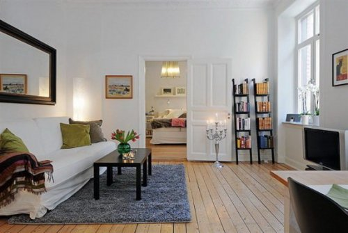 Elegant-White-Small-Apartment-Living-Room-Designs-Ideas