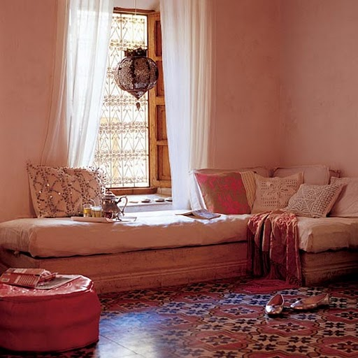 Moroccan apartments i like blog for Moroccan living room decor ideas