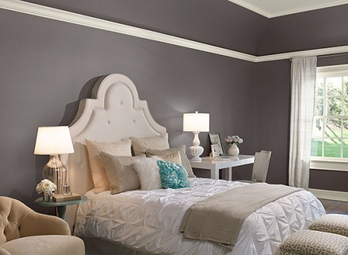 a chance of gray bedroom