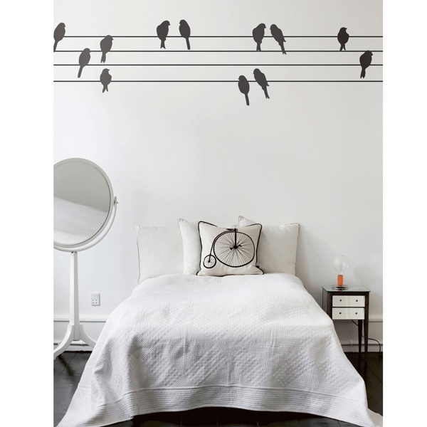 Bold Design Wall Decals : Unique wall decals apartments i like