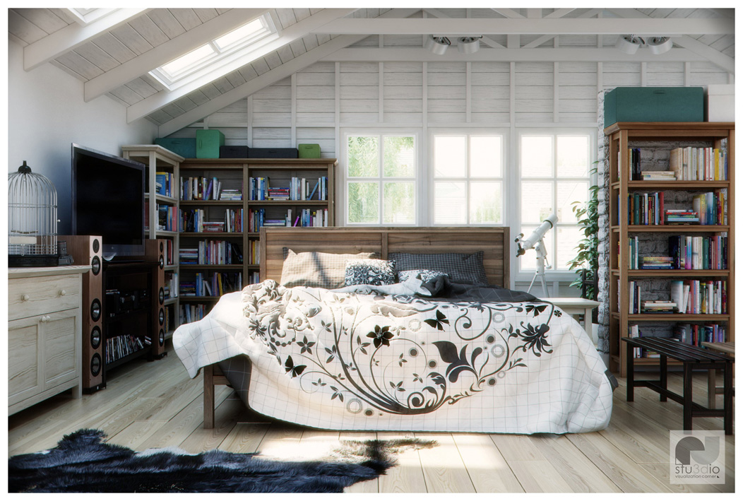 Cozy Rooms cozy rooms with books | apartments i like blog