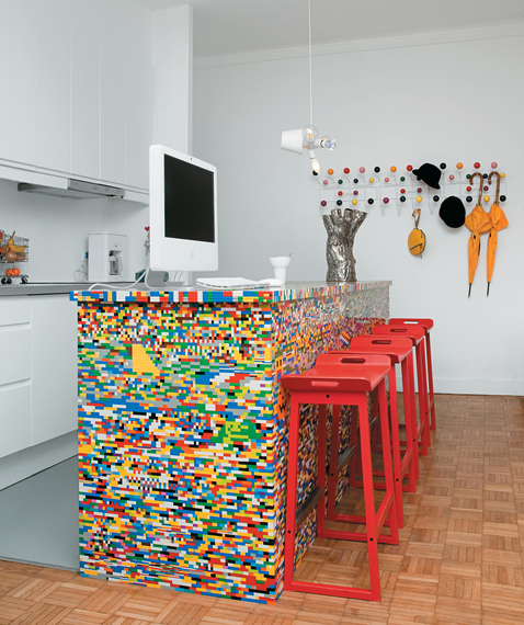 kitchen-island-colorful cool