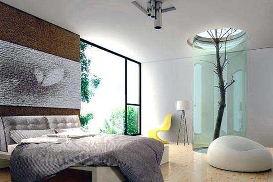 Tree Interiors 3