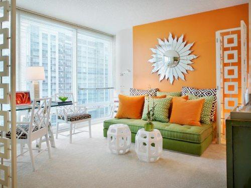 living-room-orange