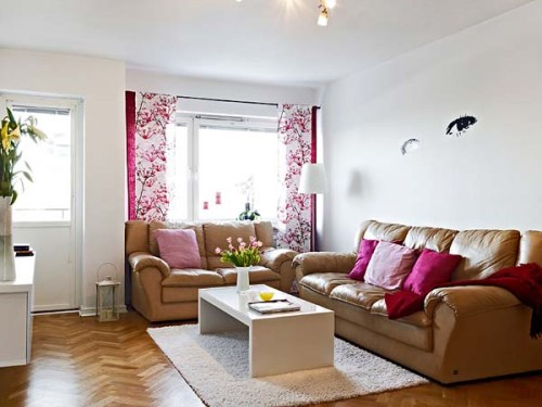 small apartment pink 1