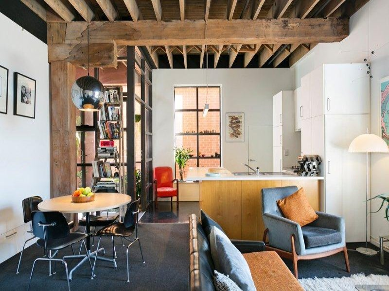 Small Lofts small industrial apartment | apartments i like blog