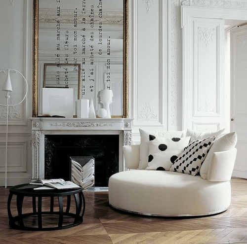 white plus black decor 1