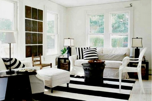 white plus black decor 2