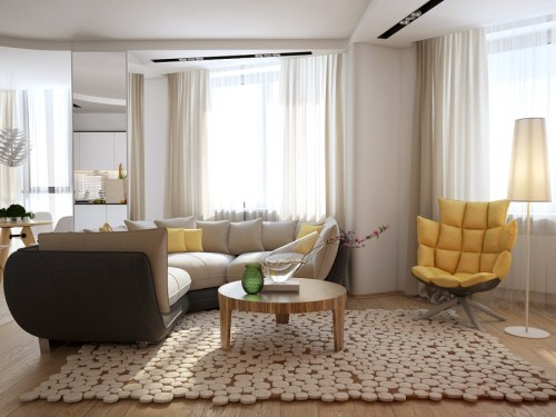 yellow decor 1