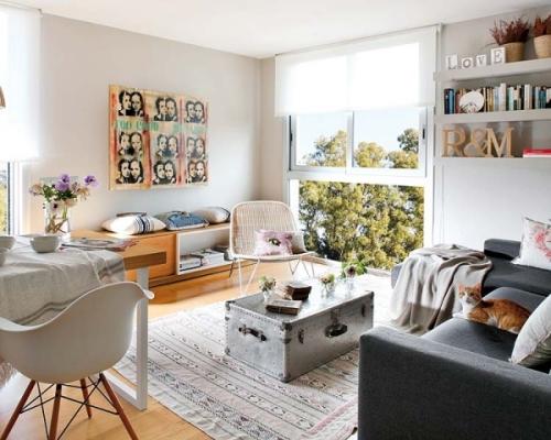 shabby chic apartment 3