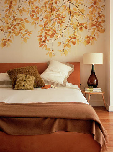 Autumn decor apartments i like blog for Autumn leaf decoration