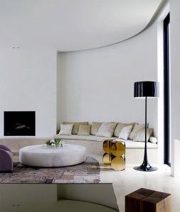 mininalist interior